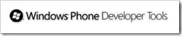 WindowsPhoneDeveloperTool